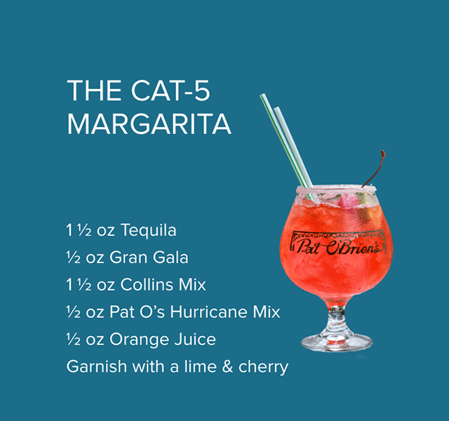 Cat-5 Margarita